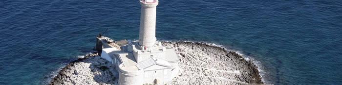 Fari in Croazia e fari sulle isole in Croazia, alloggi e vacanze nei ...