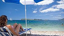 Dubrovnik spiaggia
