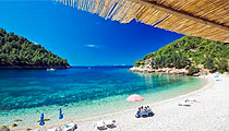 Korcula beaches