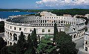 Povijesne znamenitosti Amfiteatar