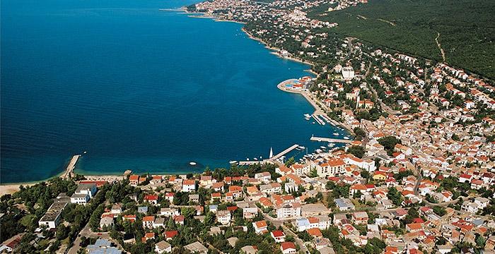 Hotel Marina Selce Croazia