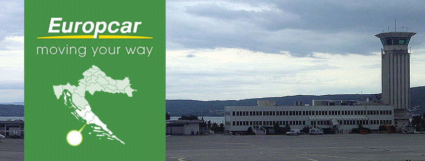 Rent a Car airport Split