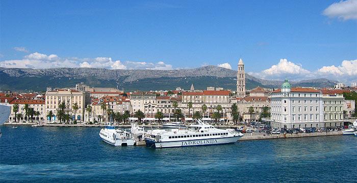 Rent a car u Splitu