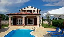 Casas con la piscina