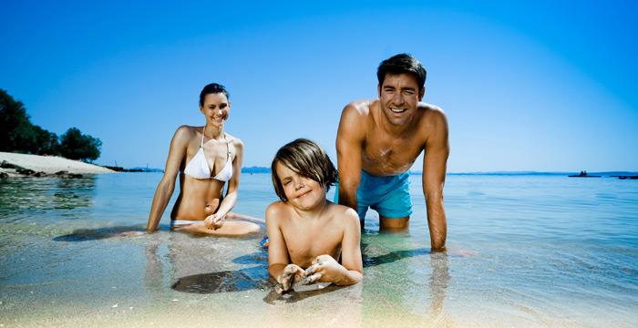 Las Mejores Playas Para Familias Con Ni 241 Os En El Adri 225 Tico
