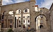 Diocletianus-palotát