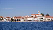 Biograd na moru-Dalmácia