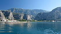 Közép-Dalmáciában