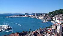 Split panorama
