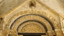 Trogir walls