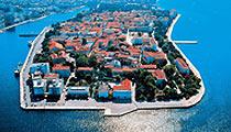 Zadar panorama