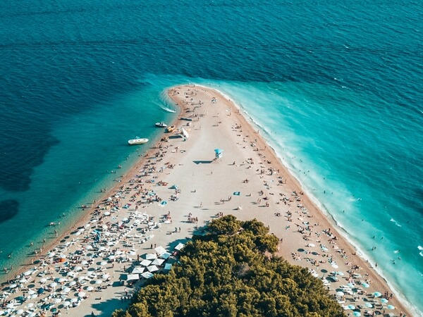 L'île de Brač