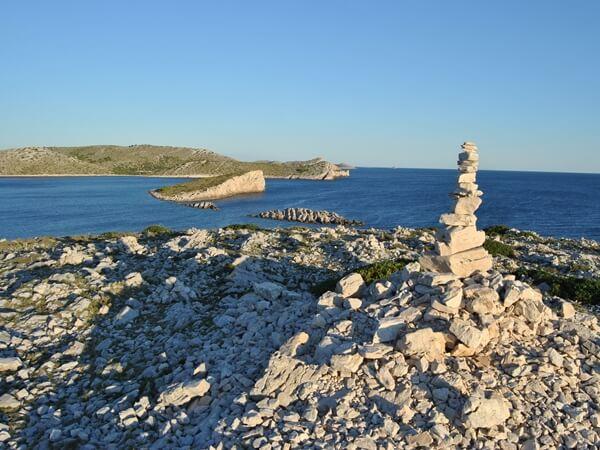 Les îles de Kornati