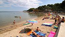 Medulin plajă