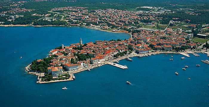 Porec Chorvatsko Dovolenka A Ubytovanie Porec Hotely Sukromne