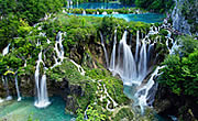 Die Plitivcer Seen (Nationalpark Plitvice)