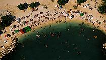 Crikvenica plaży