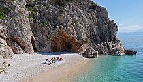 Abbazia spiaggia