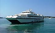 Se rendre en Croatie en bateau