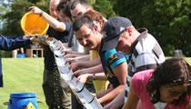 Team building sport